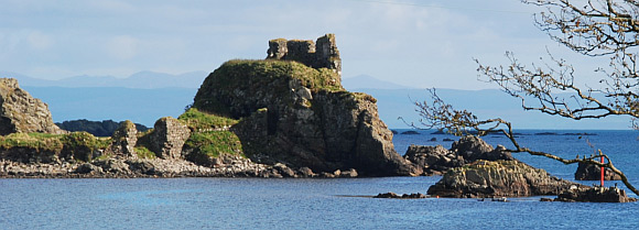 Dunyvaig Castle Islay