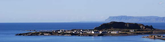 Easdale Island - One of the Slate Islands