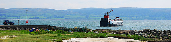 Isle of Gigha Ferry