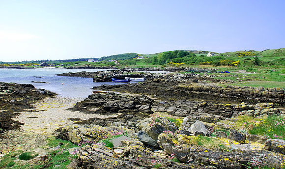 Gigha east coast