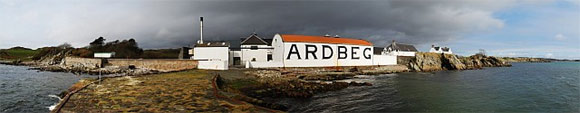 Ardbeg Distillery Isle of Islay