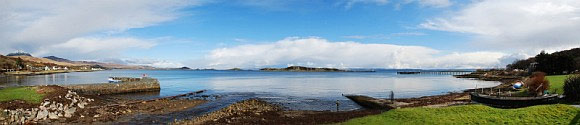 Jura Small Isles Bay