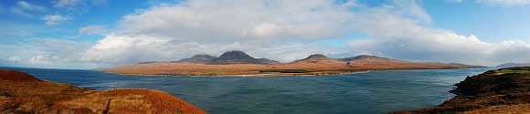Jura and the Sound of Islay