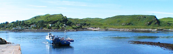Cuan Sound Ferry