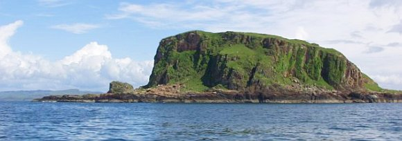 Garvellachs Cliffs