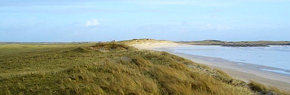tiree Beach and Machair