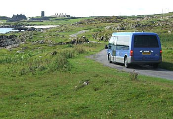 Isle of Tiree - Ring and Ride