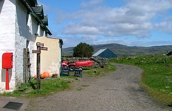 Ulva Coffee Shop