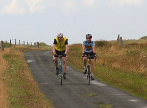 Cycling the Southern Hebridean Islands