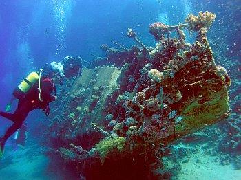 Shipwreck Scottish Waters