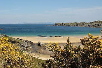View of Kiloran Bay